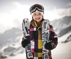 Winter holiday with the family: The whole family will find something for them, whether snowball fights, skiing or wellness in Neustift