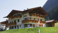 Alpenchalet Vital in the Stubai valley